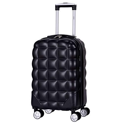 Flight Knight Bubble koffer Ryanair easyJet Jet2 Goedgekeurde 55x35x20cm handbagage handbagage handbagage