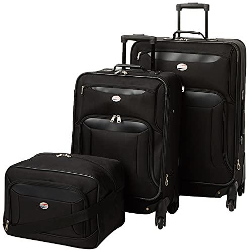 American Tourister Brookfield Expandale Softside Luggage