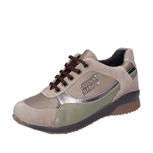 MISS SIXTY Sneakers Niñas Textil Beige 30 EU