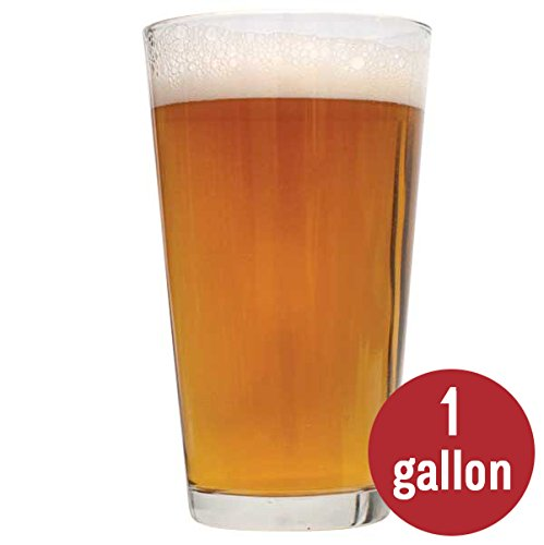 2-Pack 1 Gallon Hoppy Beer Recipe Kits - Chinook IPA Beer Recipe Kit and Black IPA Homebrew Beer Recipe Kit - Malt Extract and Ingredients for 1 Gallon