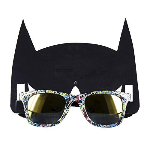 Artesania Cerda Jungen Gafas De Sol Batman Sonnenbrille, Gelb (Amarillo), 52