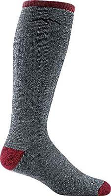 Darn Tough Mountaineering OTC Extra Cushion Sock - Men's Smoke X-Large