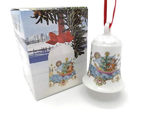 Hutschenreuther Weihnachtsglocke 1982 mit OVP
