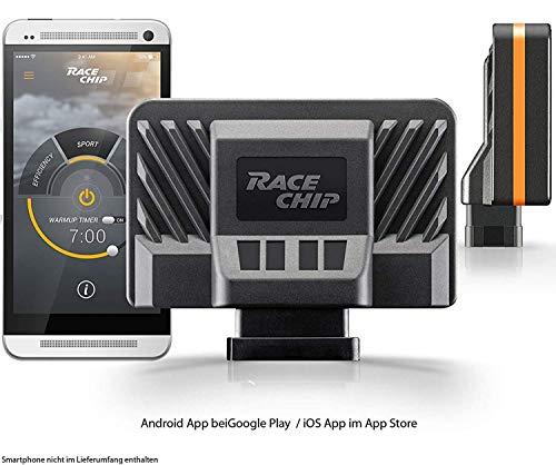 RaceChip Ultimate Chiptuning mit App für Passat B8 (3C) 2.0 TDI 150PS 110kW bis zu 30% mehr Leistung