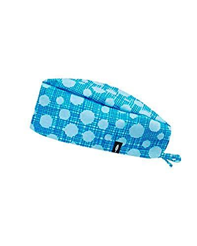 Robin Hat - Op-haube Hash Dot KURZE HAARE -modell - 100% Baumwolle (autoklav)