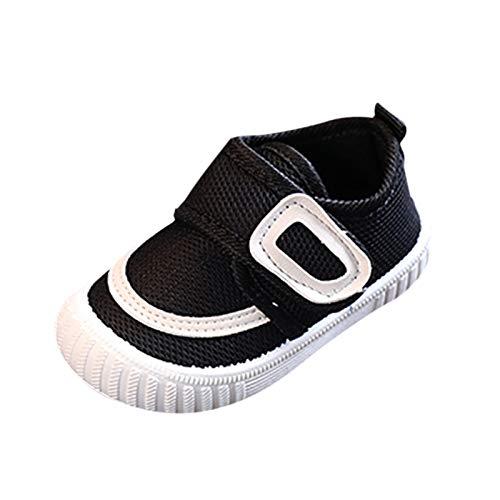 YWLINK Zapatos De Malla para NiñOs,Zapatos De NiñO con Velcro De Color...