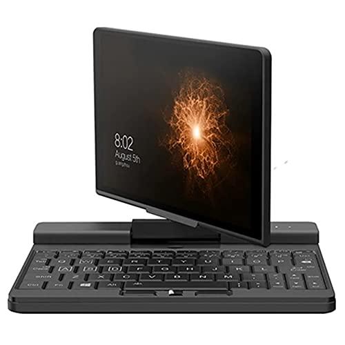 Un Netbook A1 360 Grados Intel M3-8100Y 8GB RAM 256GB PCIE SSD 2 en 1 Bolsillo portátil + Caja Protectora + lápiz Original (Size : Without Pen)