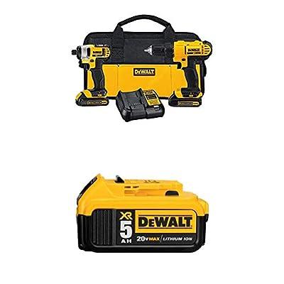 DEWALT Cordless Drill Combo Kit