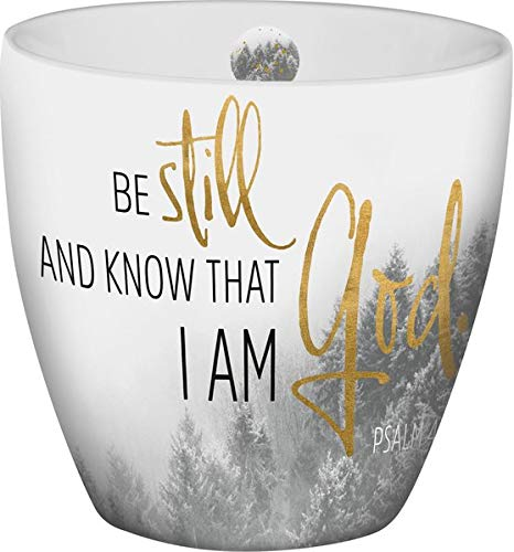 Grace & Hope - Tasse \Be Still and Know\