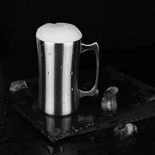 Steel Beer Stein