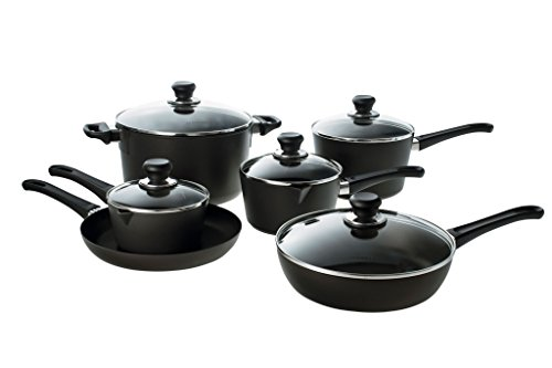 Scanpan Classic 11 Piece Cookware Set