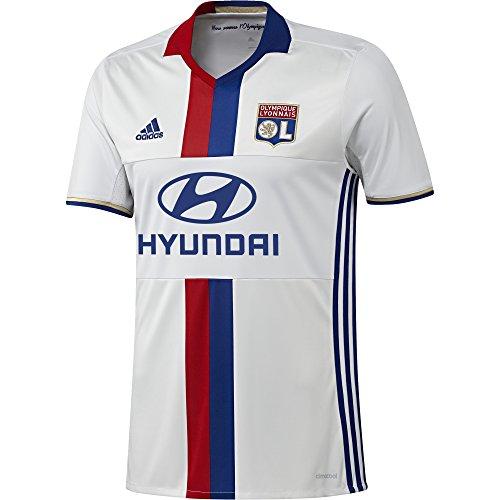 1ª Equipación Olympique de Lyon 2015/16 - Camiseta oficial adidas, talla S