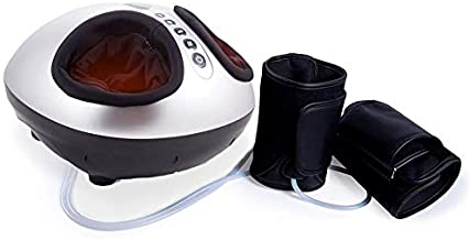 InstaShiatsu Heated Foot Massager - truMedic IS-4000 - Stress + Tension Relief - 3 Modes + 3 Intensity Settings