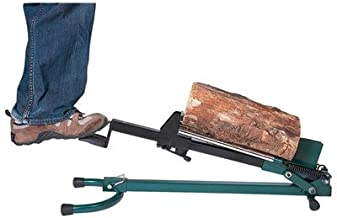 Renegade Quality Craft Foot-Operated Log Splitter - 1.5-Ton, Model Number LSF-001