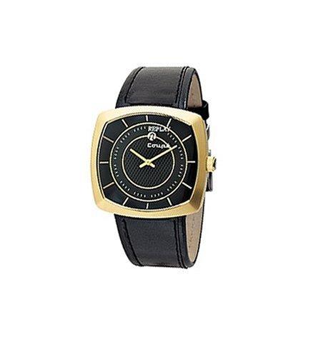 Replay RX3401NH - Reloj de Caballero de Cuarzo, Correa de Piel Color Negro