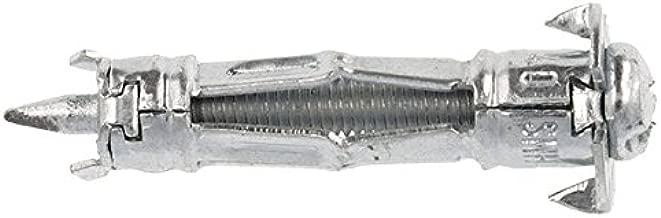 10 Chevilles métalliques à expansion avec vis M6 Ø 6 x 34 mm Molly