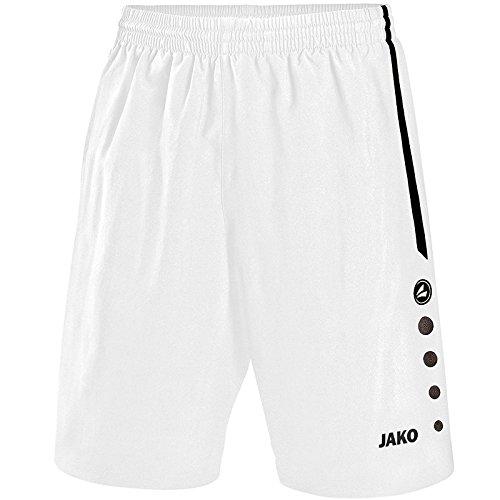 JAKO Pantalon Sport Football Florence XXS Blanc/Noir