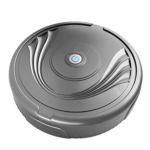Mini Home Automatic Sweeping Vacuuming Robot Floor Cleaning Robot Vacuum for Pet Hair, Hard Floor, Medium-Pile Carpets