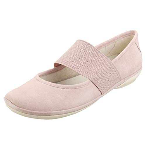 CAMPER Damen Right Nina Mary Jane Halbschuhe, Pink (Lt/Pastel Pink 680), 39 EU