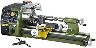 Proxxon PD 250/E torno Metalurgia - Tornos (Metalurgia, 25 cm, 4,3 cm, 300 RPM, 3000 RPM, 0,5 mm)