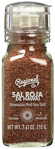 Regional Molinillo Sal Roja De Hawai 210 g