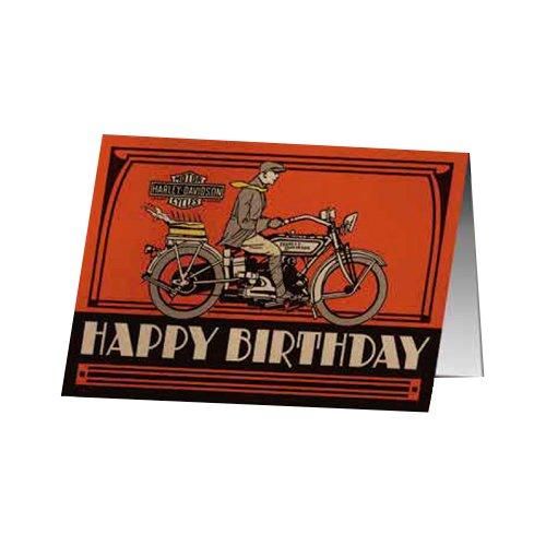 Astounding Harley Davidson Birthday Cake Birthday Card Buy Online In Aruba Personalised Birthday Cards Paralily Jamesorg
