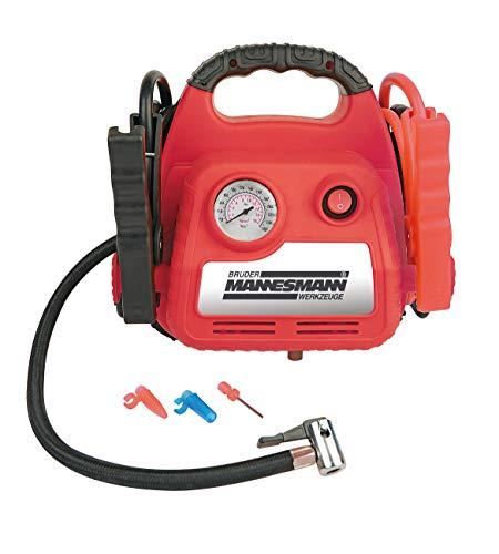 Brüder Mannesmann Werkzeuge Mannesmann Starthilfe für Auto, Motorrad, Quad, Kart, Boot, etc, M01776