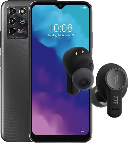 ZTE Blade V30 Vita 3+128 (INCL. ZTE Bluetooth-Headphones) Gris débloqué