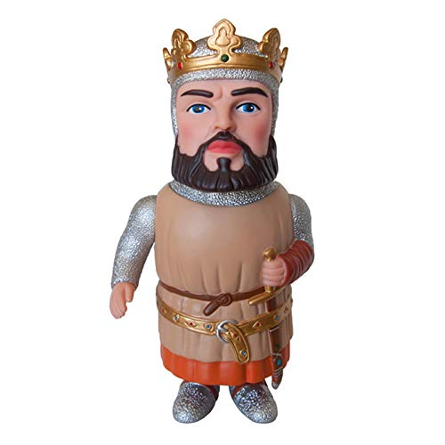 Rey Alfonso I el Batallador Cabezudos de Zaragoza