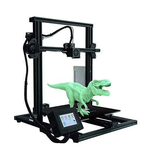 no-branded 3d Printer XY-3 With Automatic Leveling 3D Printer Semi-Assembled With Filament Sensor And Power Resume CGFEUR