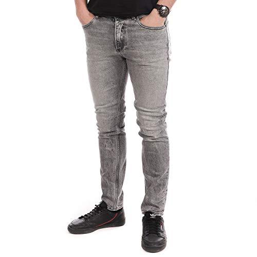 Teddy Smith Jeans Skinny Gris Homme Kurt