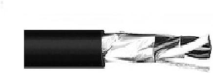 900?' 2?as-1803spos 18?AWG 3ペアStranded BC pvc-nylon断熱シールドtffnケーブル