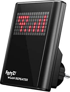 AVM FRITZ!WLAN Repeater N/G (300 Mbit/s, Audioausgang analog/digital, WPS) (B001K9BCUM) | Amazon price tracker / tracking, Amazon price history charts, Amazon price watches, Amazon price drop alerts