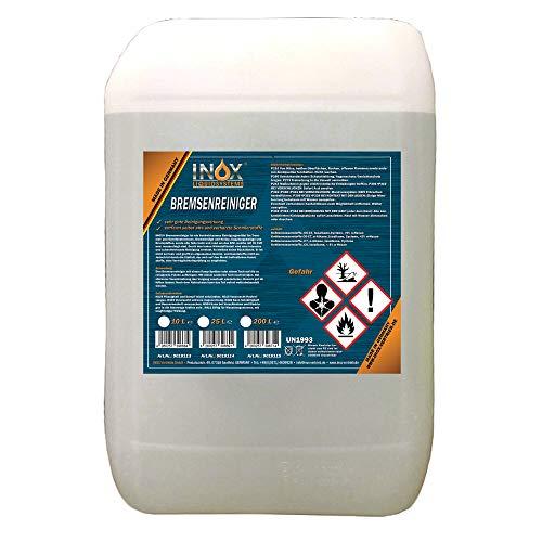INOX® Bremsenreiniger, 25L - acetonfreier Bremsscheibenreiniger für KFZ