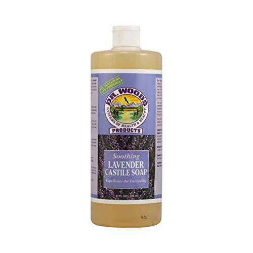 Dr. Woods Pure Castile Soap - Lavender - 32 oz by Dr. Woods