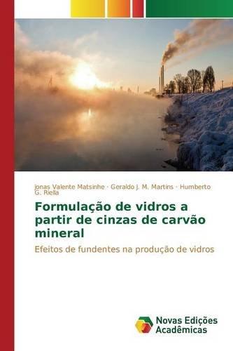 Vidriera Industrial marca Novas Edicoes Academicas
