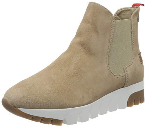 Tamaris Damen 1-1-25945-24 Chelsea Boots, Braun (Camel 310), 41 EU