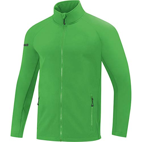 JAKO Herren Softshelljacke Team Softshell-jacken, Soft Green, L