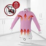 CLEANmaxx Repassage automatisé pour les chemises | Poupée des branches (vêtements...