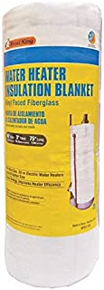 Water HTR Insulation Blanket, Fiberglass