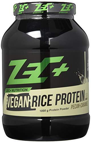 Zec+ Pecan-Caramel Vegan Rice Protein, 1 Stück
