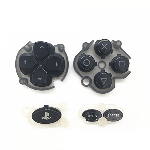 Zhhlinyuan Replacement Repair Buttons Set para PSVita PSV1000