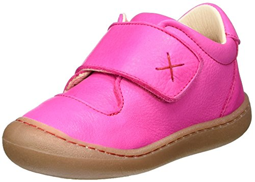 Pololo Unisex Kinder Primero pink Lauflernschuhe, 20 EU