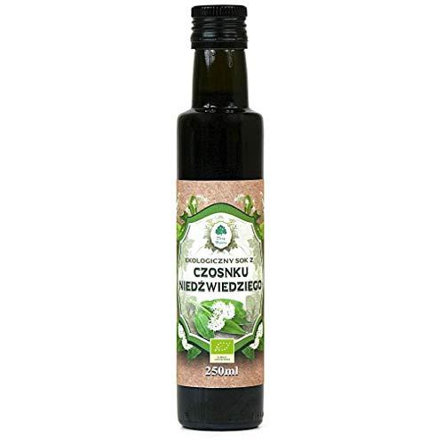 Bärlauchsaft BIO 250 ml - DARY NATURY