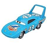 OYZK Pixar Cars 2 3 Juguetes Regalo de cumpleaños Rayo Mcqueen Juguete for niños Jackson tormenta Mack Truck tío uno y Cincuenta y Cinco Diecast Modelo de Coche (Color : King)