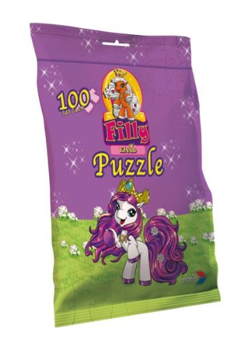 Puzzle Chipstüte-3 Filly Elves 100 Teile
