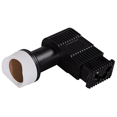 Thomson ANT4244 Universal-Quadswitch-LNB (HDTV, 0,3 dB, Wetterschutz) schwarz