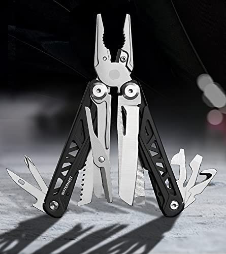 WATERNEST multitool Quantity limited pliers equipped Max 53% OFF qual military with