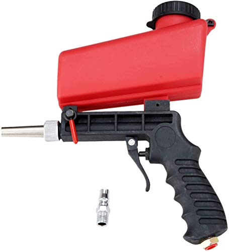 Big Save! Sand blasting gun 90psi Pneumatic Sand Blasting Gun Sandblasting Gun Pneumatic Sand Blasti...