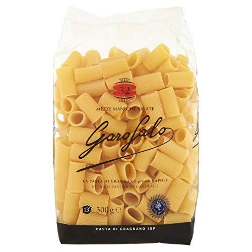 Pasta Mezze Maniche Rigate GAROFALO di Gragnano 500gr